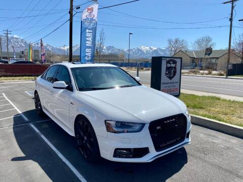 2016 Audi S4 for sale at The Car-Mart in Murray UT