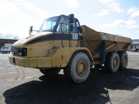 2007 Caterpillar 725 - 6x6 - 25 Ton