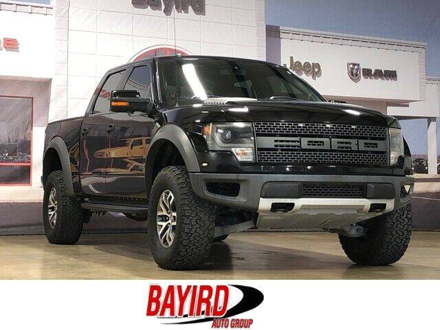 2013 Ford F-150 for sale at Bayird Truck Center in Paragould AR