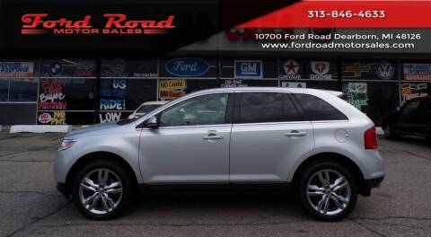 2014 Ford Edge for sale at Ford Road Motor Sales in Dearborn MI