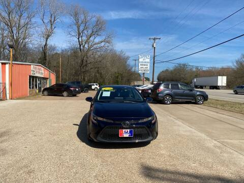 2020 Toyota Corolla for sale at MENDEZ AUTO SALES in Tyler TX
