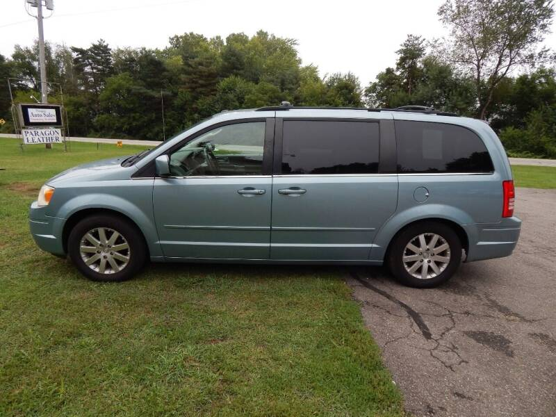 2008 Chrysler Town and Country for sale at PARAGON AUTO SALES in Portage MI