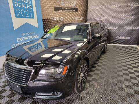 2013 Chrysler 300 for sale at X Drive Auto Sales Inc. in Dearborn Heights MI