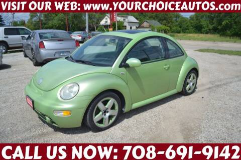 2003 Volkswagen New Beetle for sale at Your Choice Autos - Crestwood in Crestwood IL