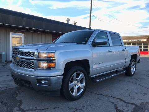 2015 Chevrolet Silverado 1500 for sale at NORRIS AUTO SALES in Oklahoma City OK