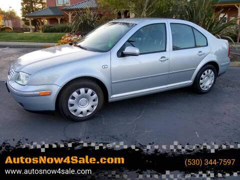 2005 Volkswagen Jetta for sale at AUCTION SERVICES OF CALIFORNIA in El Dorado CA