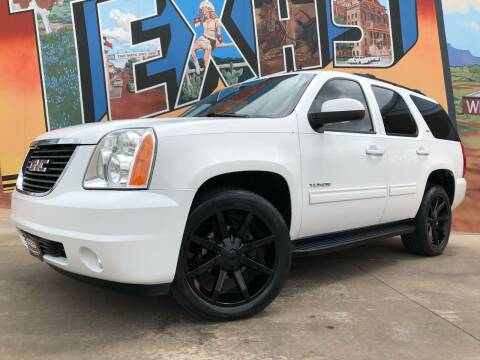 2013 GMC Yukon for sale at Sparks Autoplex Inc. in Fort Worth TX