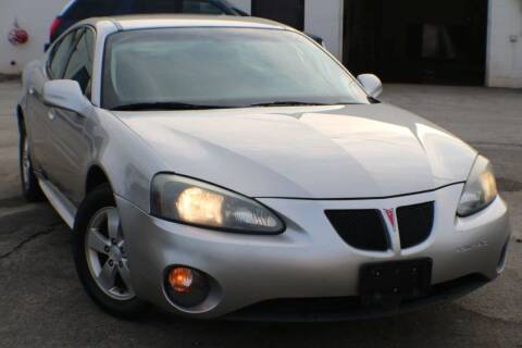 2007 Pontiac Grand Prix for sale at JT AUTO in Parma OH