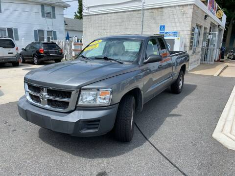 2008 Dodge Dakota for sale at Quincy Shore Automotive in Quincy MA