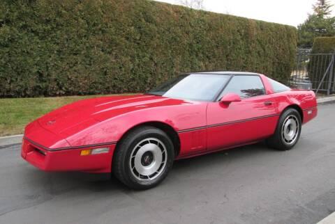 1984 Chevrolet Corvette for sale at Top Notch Motors in Yakima WA