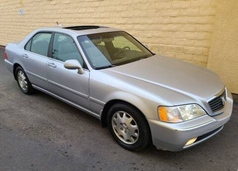 2004 Acura RL for sale at Cars To Go in Sacramento CA