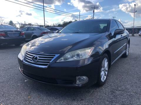 2012 Lexus ES 350 for sale at Signal Imports INC in Spartanburg SC