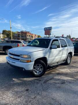2003 Chevrolet Tahoe for sale at Big Bills in Milwaukee WI