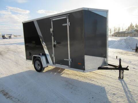 2021 MTI MDLX 6X12SA for sale at Nore's Auto & Trailer Sales - Enclosed Trailers in Kenmare ND