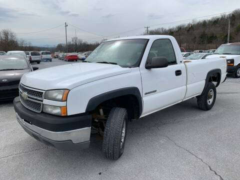 2005 Chevrolet Silverado 2500HD for sale at Bailey's Auto Sales in Cloverdale VA