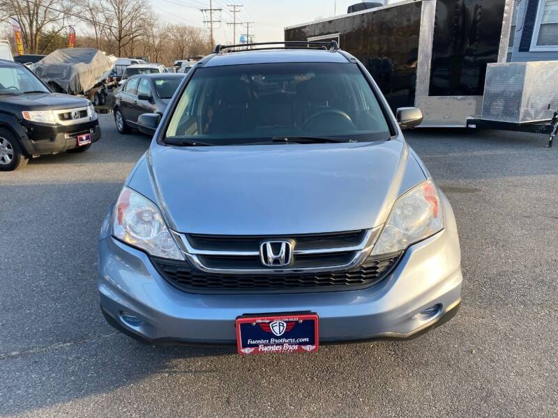 2010 Honda CR-V for sale at Fuentes Brothers Auto Sales in Jessup MD