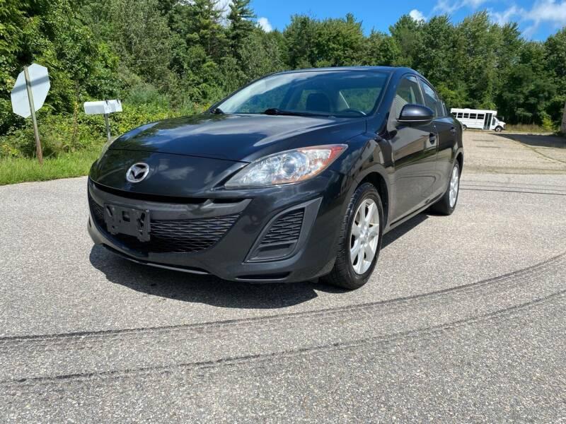 2011 Mazda MAZDA3 for sale at Cars R Us Of Kingston in Kingston NH