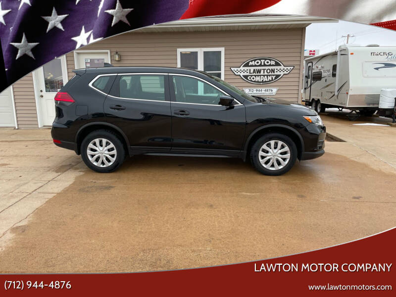 2017 Nissan Rogue for sale at Lawton Motor Company in Lawton IA