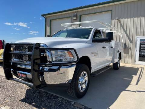 2017 RAM Ram Pickup 3500 for sale at Northern Car Brokers in Belle Fourche SD