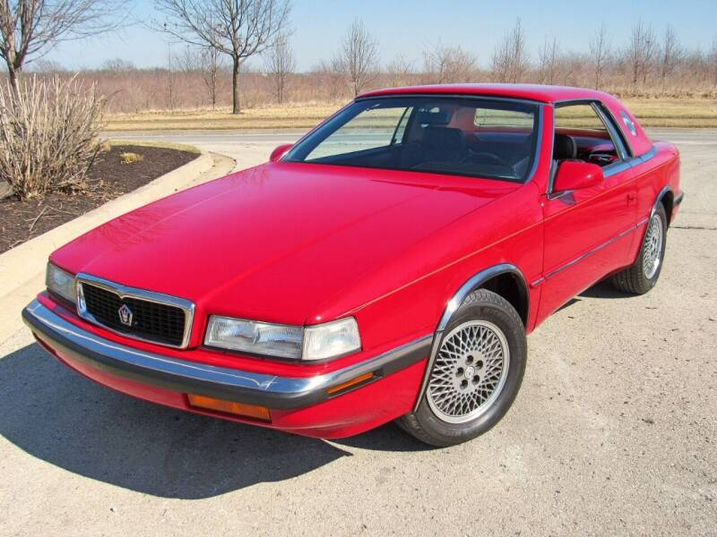 1991 Chrysler TC for sale at KC Classic Cars in Kansas City MO