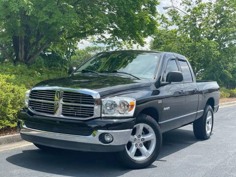 2008 Dodge Ram Pickup 1500 for sale at William D Auto Sales in Norcross GA