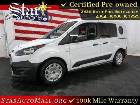2015 Ford Transit Connect Cargo for sale at STAR AUTO MALL 512 in Bethlehem PA