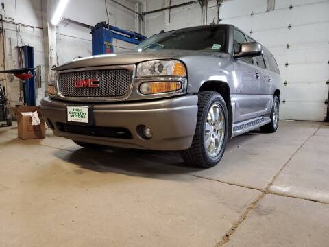 2005 GMC Yukon XL for sale at HIGH COUNTRY MOTORS in Granby CO