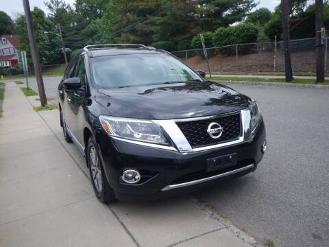2014 Nissan Pathfinder for sale at 103 Auto Sales in Bloomfield NJ