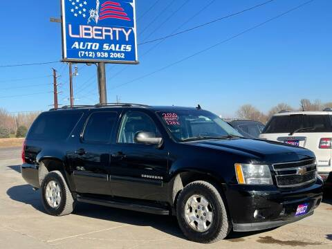 2010 Chevrolet Suburban for sale at Liberty Auto Sales in Merrill IA
