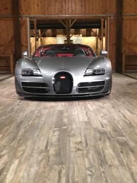 2013 Bugatti Veyron 16.4