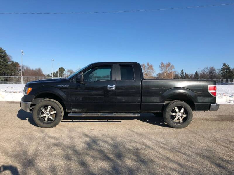 2011 Ford F-150 for sale at Jodys Auto and Truck Sales in Omaha NE