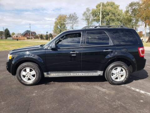 2012 Ford Escape for sale at Space & Rocket Auto Sales in Hazel Green AL