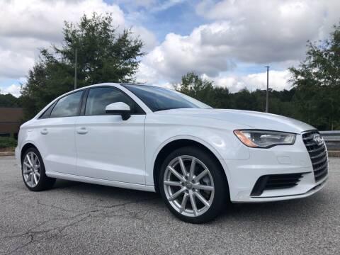 2015 Audi A3 for sale at Chris Motors in Decatur GA