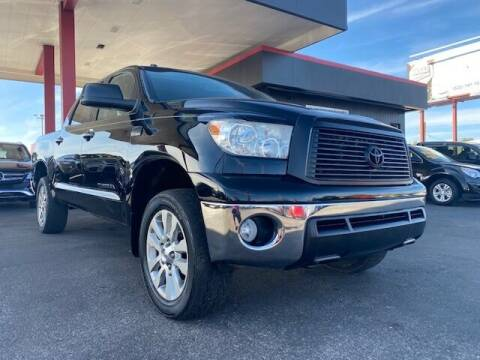 2012 Toyota Tundra for sale at JQ Motorsports East in Tucson AZ