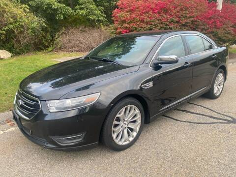 2015 Ford Taurus for sale at Padula Auto Sales in Braintree MA
