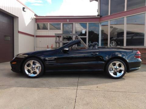 2004 Mercedes-Benz SL-Class for sale at MR Auto Sales Inc. in Eastlake OH