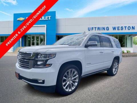 2019 Chevrolet Tahoe for sale at Uftring Weston Pre-Owned Center in Peoria IL