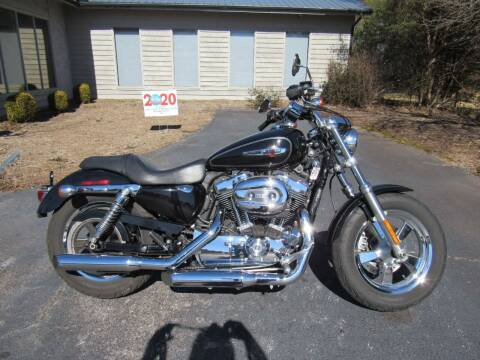 2013 Harley-Davidson Sportster 1200 for sale at Blue Ridge Riders in Granite Falls NC