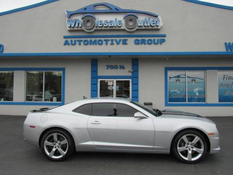 2011 Chevrolet Camaro for sale at The Wholesale Outlet in Blackwood NJ