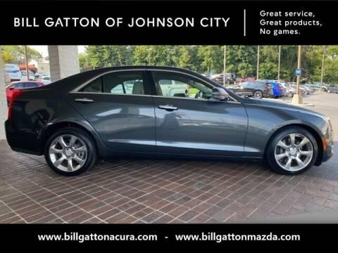 2016 Cadillac ATS for sale at Bill Gatton Used Cars - BILL GATTON ACURA MAZDA in Johnson City TN
