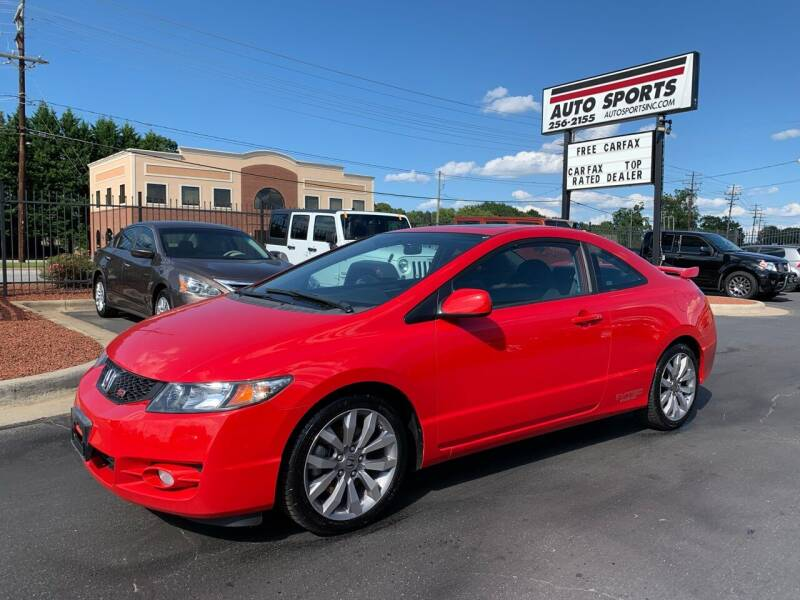 2009 Honda Civic for sale at Auto Sports in Hickory NC