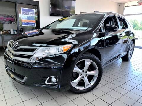 2013 Toyota Venza for sale at SAINT CHARLES MOTORCARS in Saint Charles IL