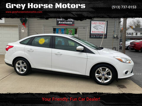 2014 Ford Focus for sale at Grey Horse Motors in Hamilton OH