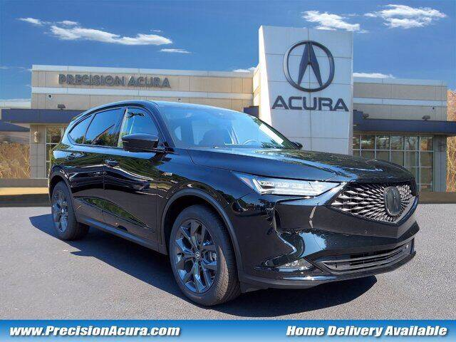 2022 Acura MDX for sale at Precision Acura of Princeton in Lawrence Township NJ