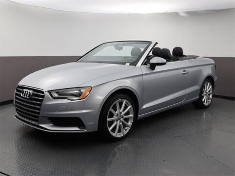 2015 Audi A3 for sale at Florida Fine Cars - West Palm Beach in West Palm Beach FL