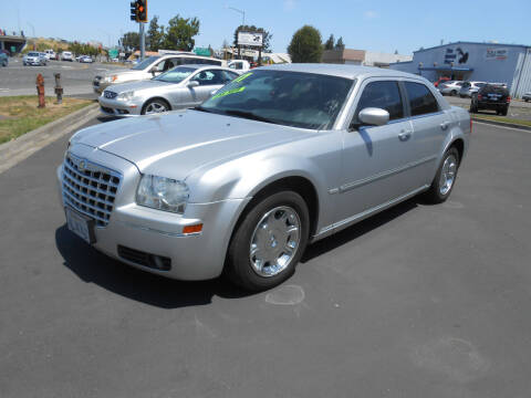 2007 Chrysler 300 for sale at Sutherlands Auto Center in Rohnert Park CA