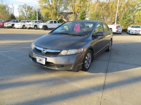 2009 Honda Civic for sale at Aztec Motors in Des Moines IA