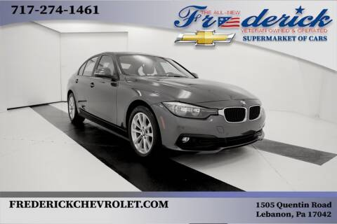 2017 BMW 3 Series for sale at Lancaster Pre-Owned in Lancaster PA