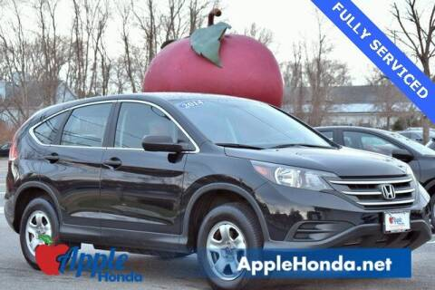 2014 Honda CR-V for sale at APPLE HONDA in Riverhead NY
