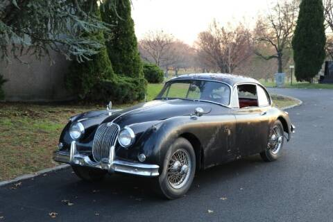 1960 Jaguar XK150 for sale at Gullwing Motor Cars Inc in Astoria NY